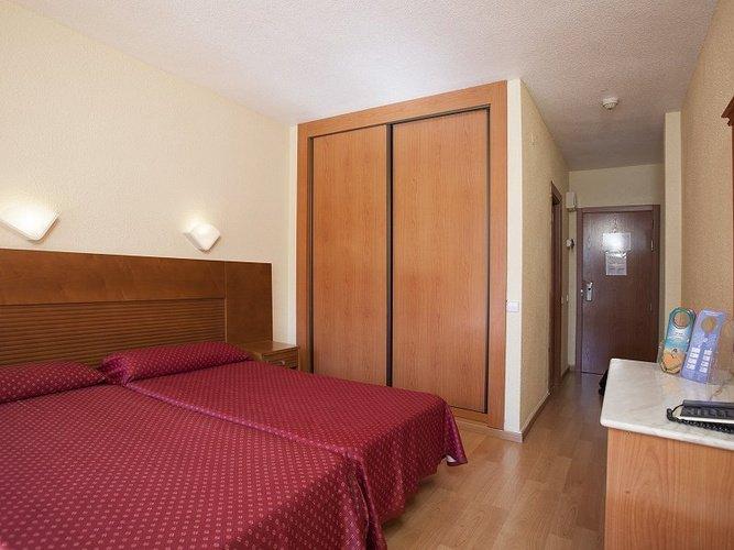 Двойная комната Отель Magic Villa Benidorm Бенидорме
