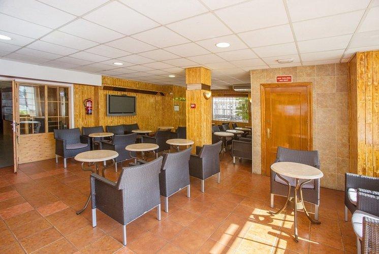Общие области Отель Magic Villa Benidorm Бенидорме