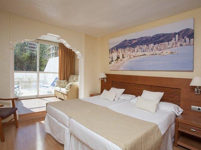 Улучшенный номер Отель Magic Villa Benidorm Бенидорме
