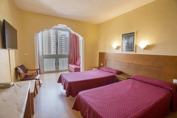 Стандартная комната Отель Magic Villa Benidorm Бенидорме