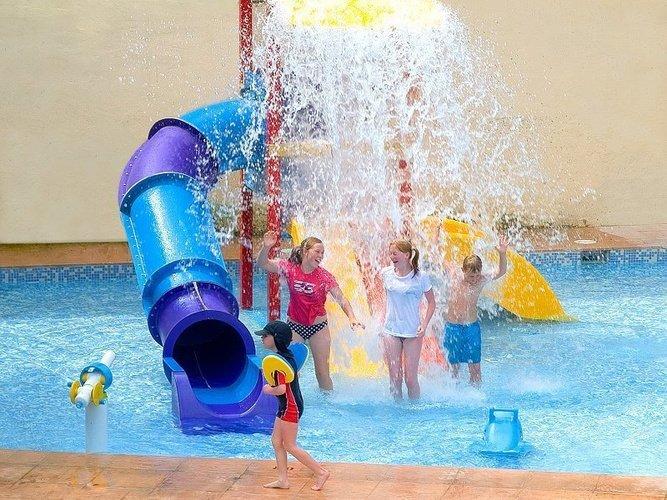 Всплеск для детей Отель Magic Villa Benidorm Бенидорме
