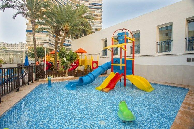 Детская площадка Отель Magic Villa Benidorm Бенидорме